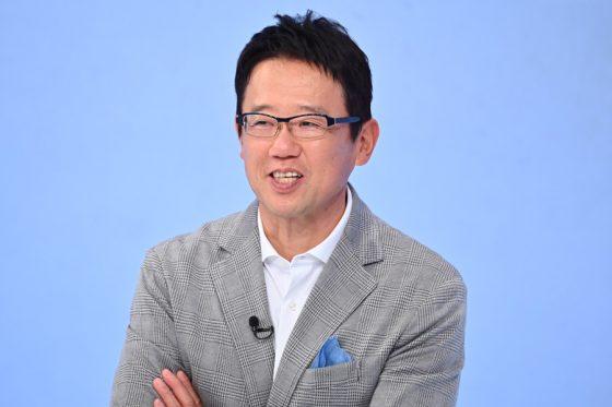 元ヤクルトで野球解説者の古田敦也さん【写真提供:テレビ朝日】