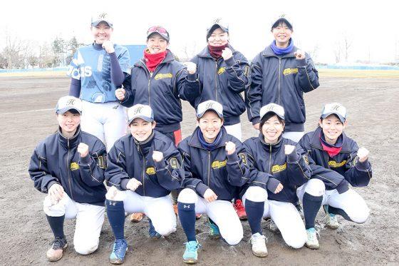 北海道唯一の女子硬式野球クラブチーム「ホーネッツ・レディース」【写真:石川加奈子】