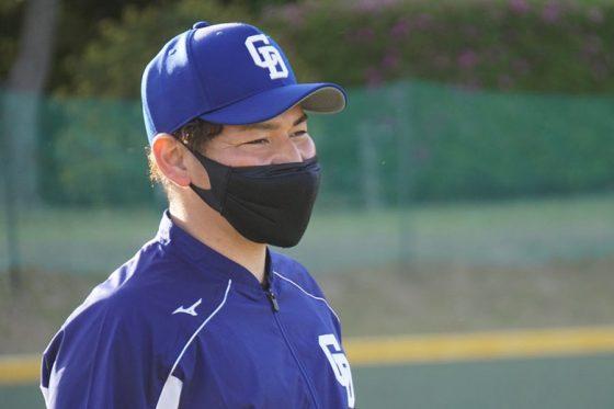 2018年まで巨人でプレーした松澤裕介さん【写真:本人提供】