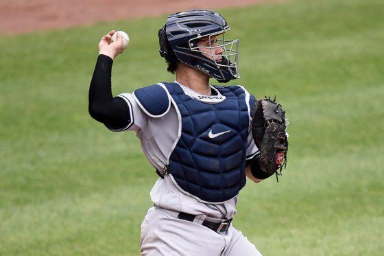 ヤンキースのゲーリー・サンチェス【写真:Getty Images】