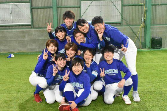チーム創設2年目の「東海NEXUS」【写真提供:東海NEXUS】