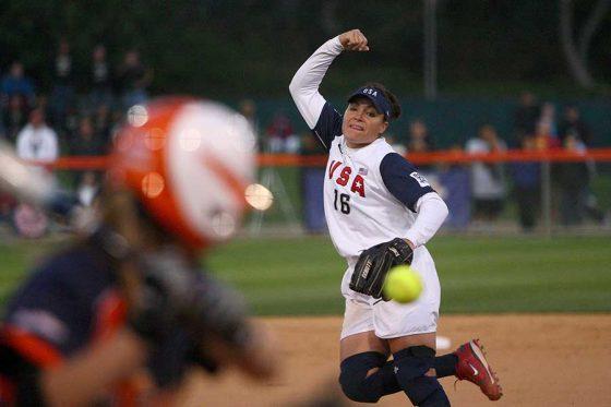 米国代表として長く活躍したリサ・フェルナンデス【写真:Getty Images】