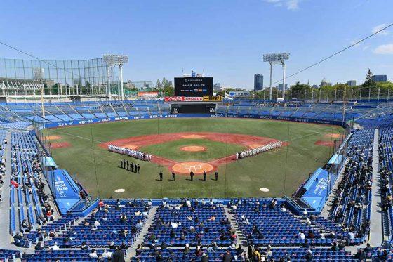東京六大学野球秋季リーグ戦の日程が変更に