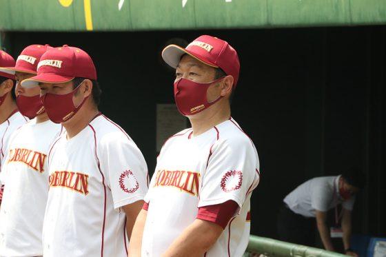 桜美林大・津野裕幸監督【写真:川村虎大】