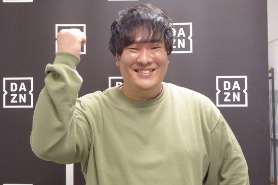 シンガーソングライターの岡崎体育さん【写真:編集部】