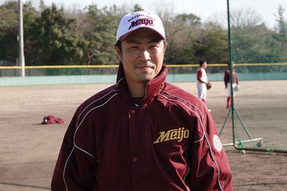 中日、阪神、西武でプレーした森越祐人氏【写真:小西亮】