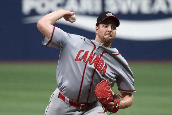 カナダ代表のスコット・マシソン【写真:Getty Images】