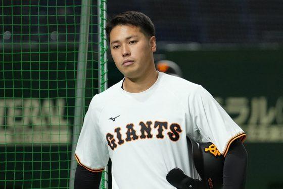 巨人・北村拓己【写真:荒川祐史】