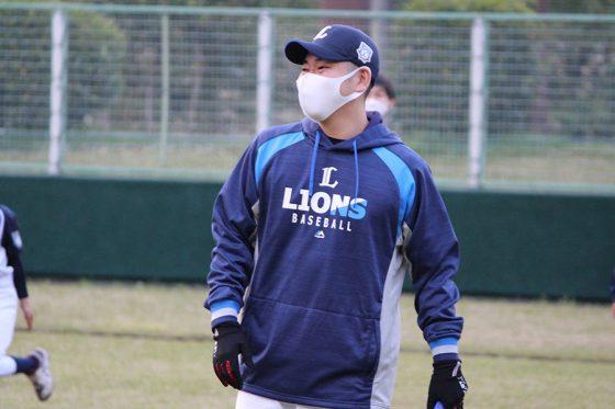 昨年限りで現役を引退した高橋朋己さん【写真:球団提供】