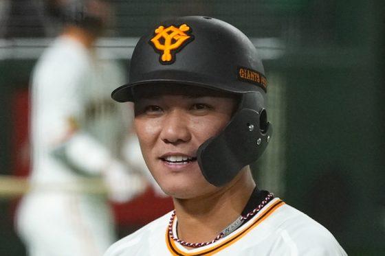 巨人・坂本勇人【写真:荒川祐史】