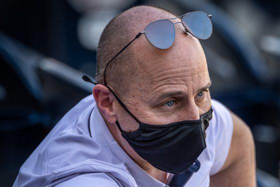 ヤンキースのブライアン・キャッシュマンGM【写真:Getty Images】