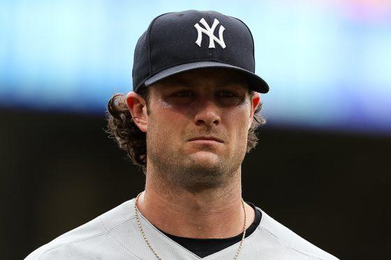 ヤンキースのゲリット・コール【写真:Getty Images】