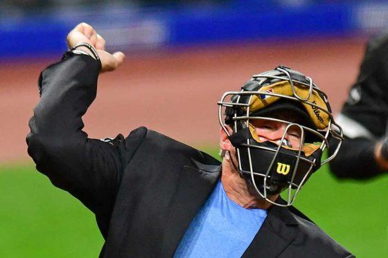 MLBで審判を務めるエンゼル・ヘルナンデス氏【写真:Getty Images】