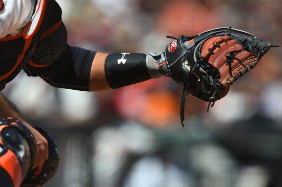 """マイナーリーグで起こった""""最も簡単な盗塁阻止""""が話題に(写真はイメージ)【写真:Getty Images】"""