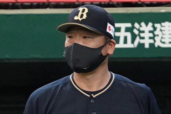 オリックス・中嶋聡監督【写真:荒川祐史】