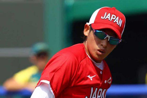 豪州戦に先発したソフトボール日本代表・上野由岐子【写真:Getty Images】