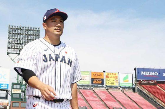 侍ジャパン・田中将大【写真:Getty Images】