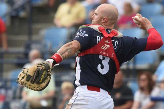 野球イスラエル代表のニック・リックレス【写真:Getty Images】