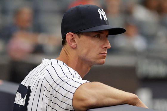 ヤンキースのロブ・ブラントリー【写真:Getty Images】