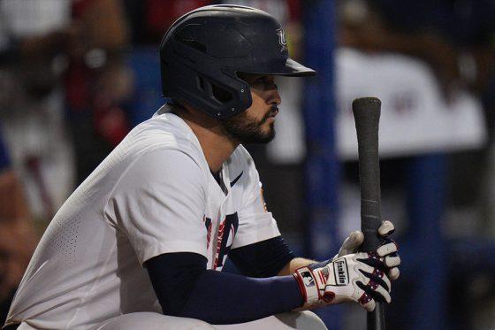 野球アメリカ代表のエディ・アルバレス【写真:Getty Images】