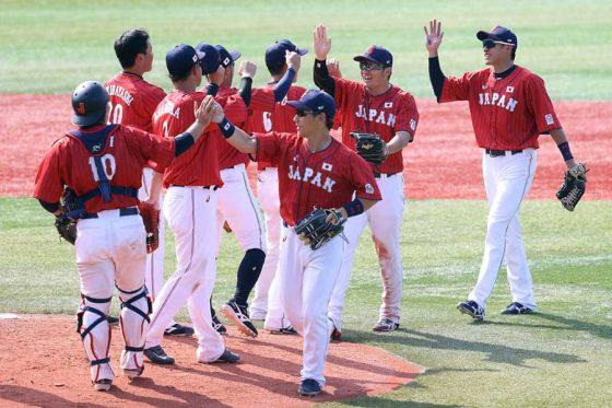 メキシコに勝利しA組1位通過を決めた侍ジャパン【写真:Getty Images】