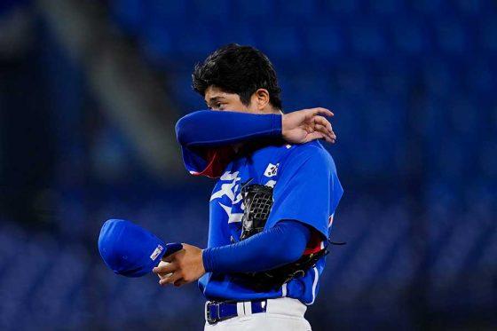 韓国は5日の試合で米国に敗退し3位決定戦に進んだ【写真:AP】