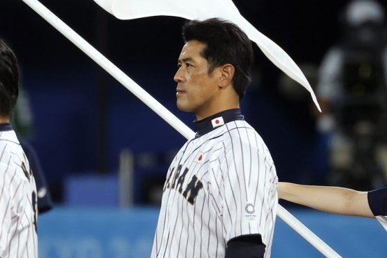 侍ジャパン・稲葉篤紀監督【写真:Getty Images】
