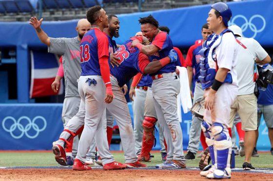 ドミニカ共和国が10-6で韓国を下し銅メダルを獲得【写真:Getty Images】