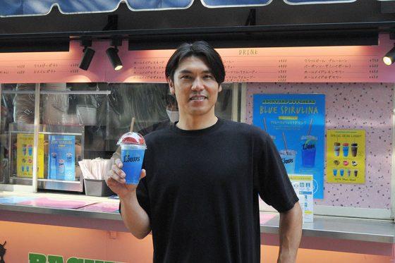 ヤクルト、西武、日本ハムでプレーし、2016年に現役を引退した米野智人さん【写真:篠崎有理枝】