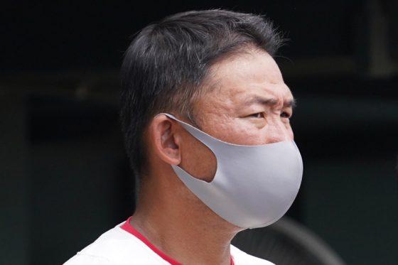 智弁和歌山・中谷仁監督【写真:荒川祐史】