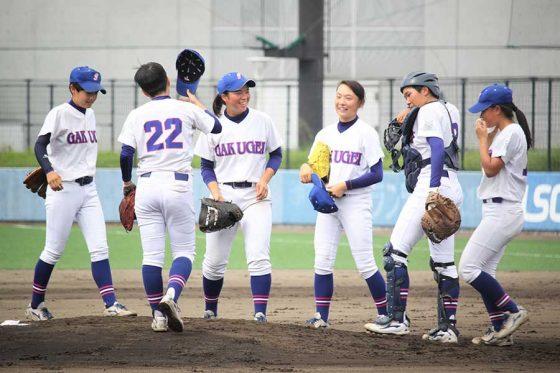 2019年春に県内初の女子硬式野球部として創部された岡山学芸館【写真:喜岡桜】