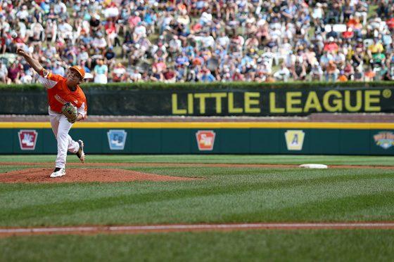 """対戦相手を敬うという""""スポーツマンシップ""""を実践した場面に、称賛の声が集まる【写真:Getty Images】"""