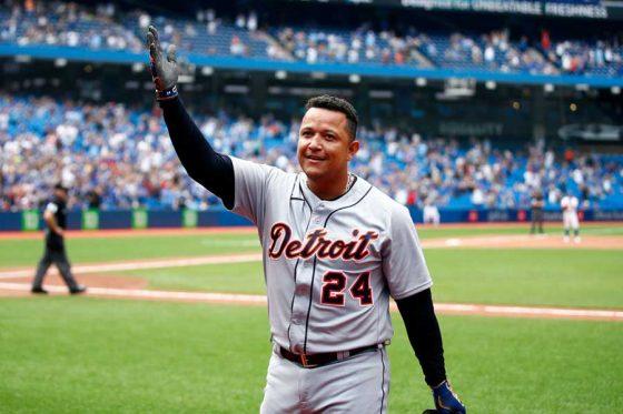 通算500号本塁打を達成したタイガースのミゲル・カブレラ【写真:Getty Images】