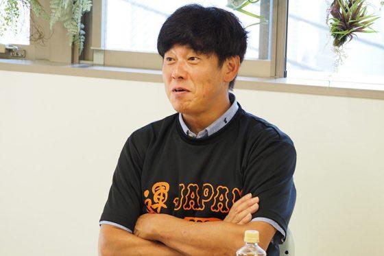 お笑いコンビTIMのレッド吉田さん【写真:高木希】