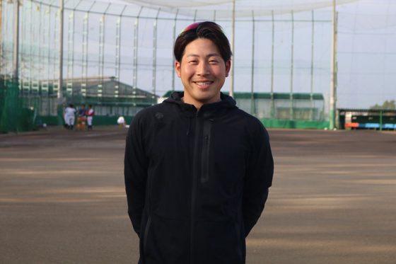 元中日の友永翔太氏【写真:本人提供】