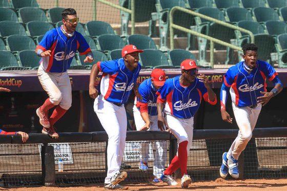 「WBSC U-23ベースボールワールドカップ」に出場しているキューバ代表【写真:Getty Images】