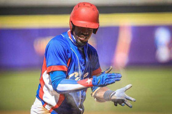 U-23W杯に出場していたU-23キューバ代表のゲイセル・セペダ【写真:Getty Images】